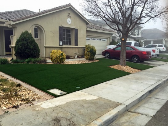 Artificial Grass Photos: Artificial Turf Cost Planada, California Landscaping, Front Yard Landscape Ideas
