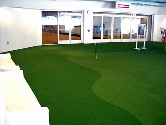 Artificial Grass Photos: Grass Installation Atwater, California Putting Greens, Commercial Landscape