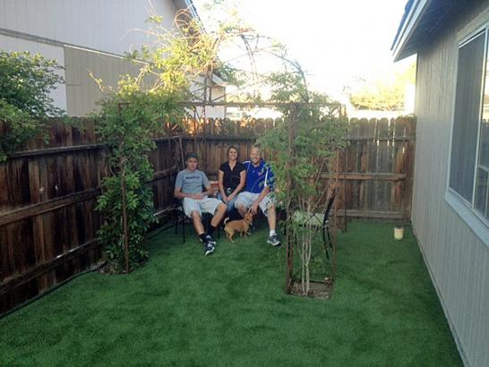 Artificial Grass Photos: How To Install Artificial Grass Dos Palos Y, California Landscaping, Backyard Landscaping