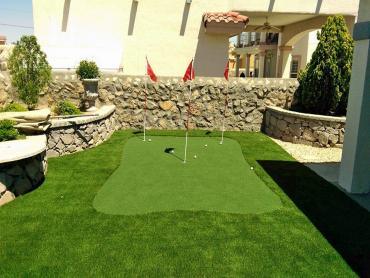Artificial Grass Photos: Synthetic Turf Supplier Livingston, California How To Build A Putting Green, Backyard